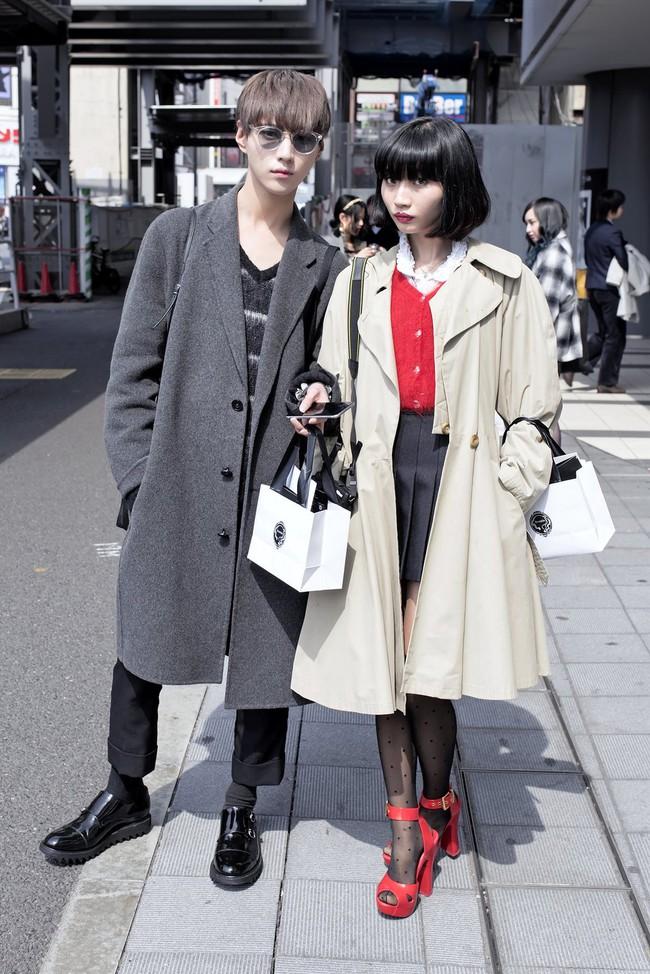 Tuần lễ thời trang Tokyo: vẫn bắt mắt, vẫn dị đến tận cùng! - Ảnh 18.
