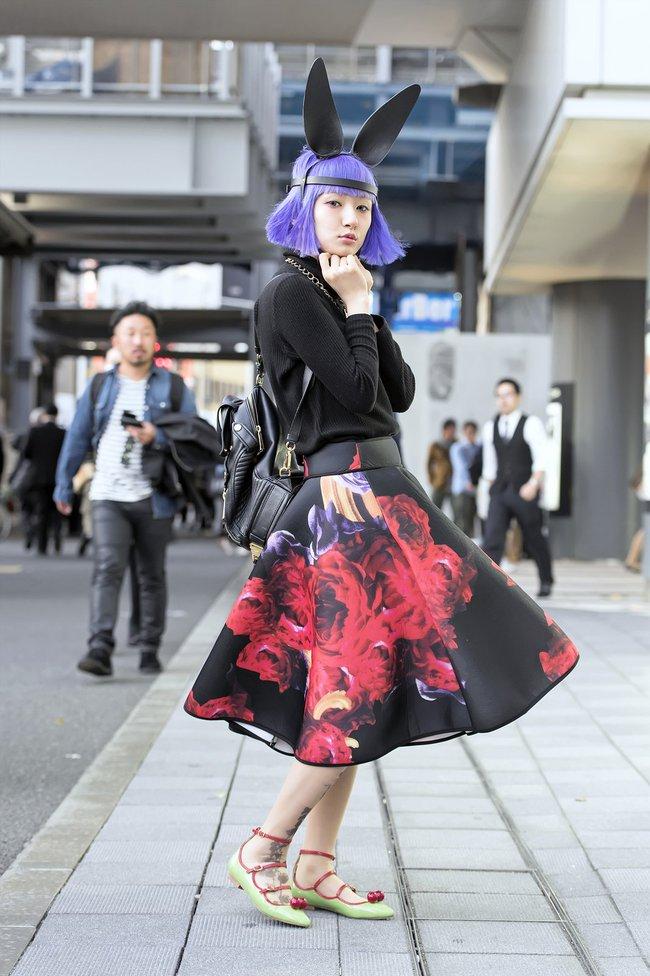 Tuần lễ thời trang Tokyo: vẫn bắt mắt, vẫn dị đến tận cùng! - Ảnh 6.
