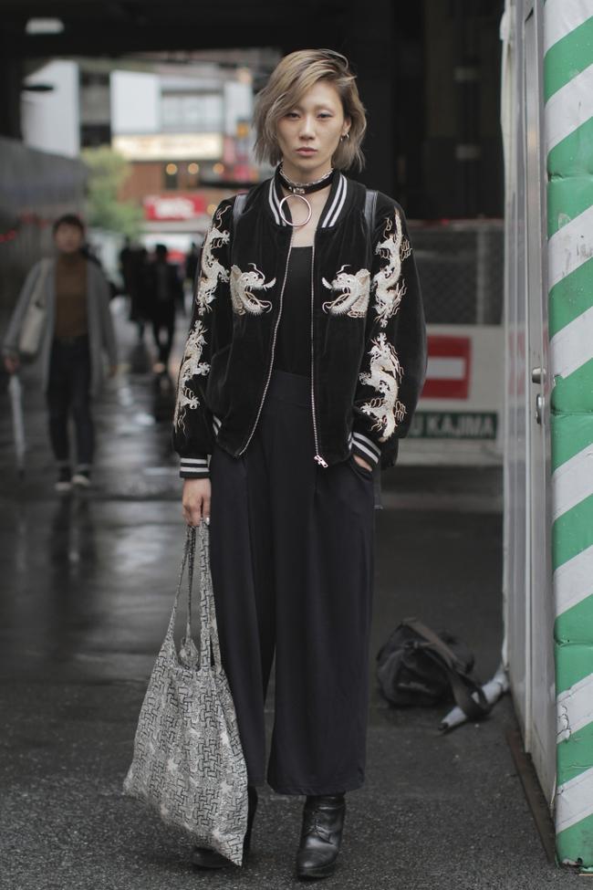 Tuần lễ thời trang Tokyo: vẫn bắt mắt, vẫn dị đến tận cùng! - Ảnh 14.