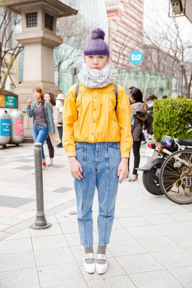 Tuần lễ thời trang Tokyo: vẫn bắt mắt, vẫn dị đến tận cùng! - Ảnh 15.