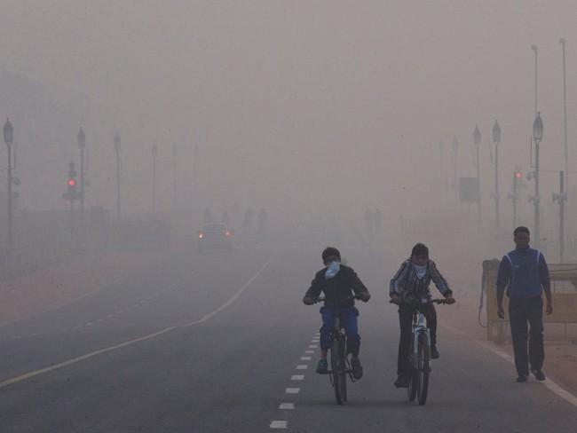 Khung cảnh đáng sợ ở 15 thành phố lớn ô nhiễm nhất thế giới - Ảnh 5.