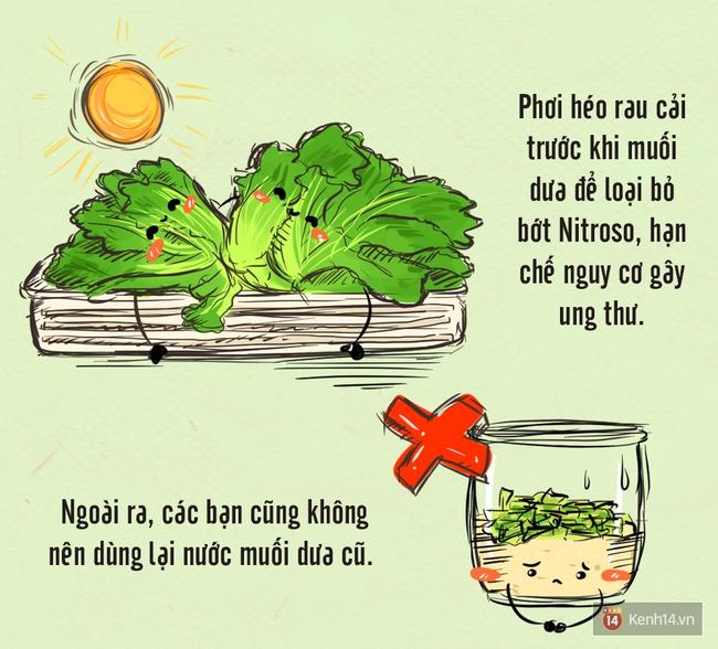 Khi nấu ăn nhớ những mẹo này để tránh được nguy cơ ung thư từ thực phẩm - Ảnh 9.