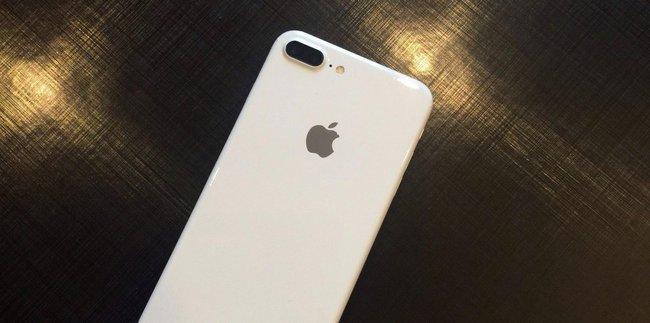 iPhone 7 và iPhone 7 Plus màu trắng bất ngờ xuất hiện đầy ấn tượng - Ảnh 2.