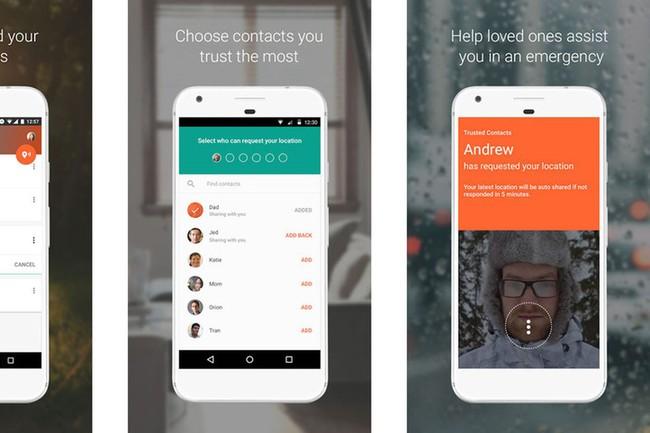 Google ra mắt ứng dụng chia sẻ vị trí cho người yêu, các thanh niên hay la cà nên coi chừng - Ảnh 1.
