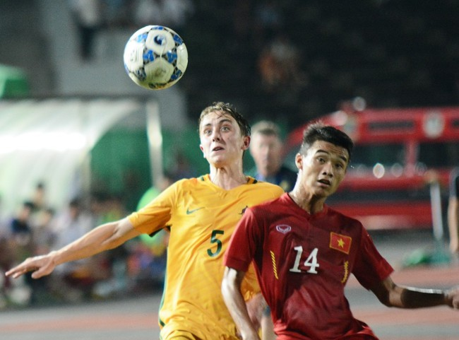 U16 Việt Nam ngược dòng thần kỳ trước Australia ở VCK U16 châu Á - Ảnh 2.