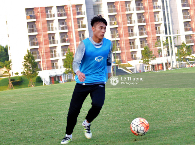 Cầu thủ HAGL bị đuối khi tập cùng các cầu thủ U19 Việt Nam - Ảnh 6.