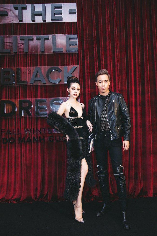 Ma nữ tóc hồng Angela Phương Trinh quá nổi bật, lấn át cả Hoa hậu Kỳ Duyên trên thảm đỏ - Ảnh 11.