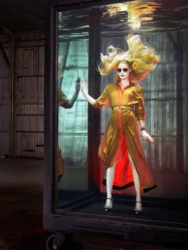 Tổng biên tập - linh hồn của kinh thánh thời trang Vogue qua đời - Ảnh 11.