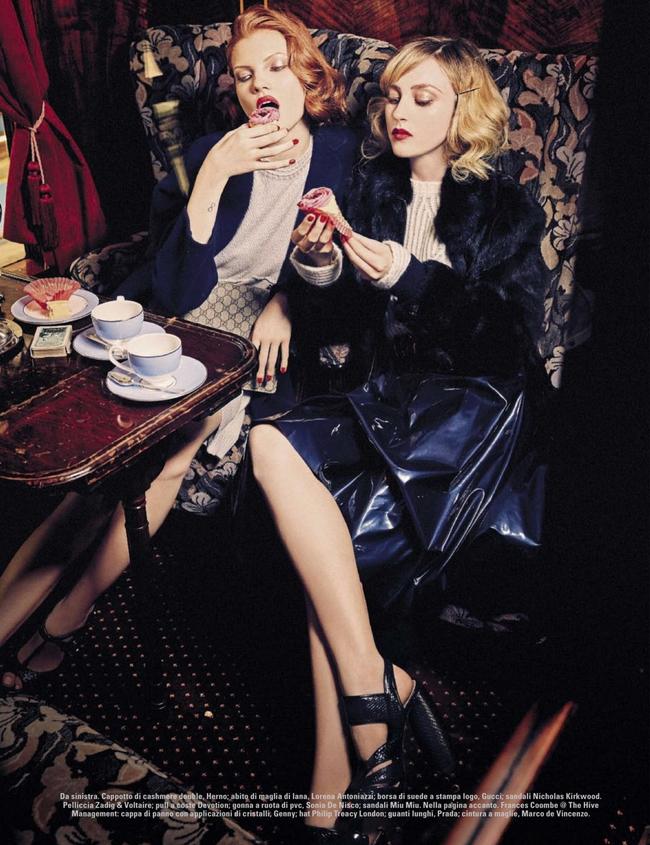 Tổng biên tập - linh hồn của kinh thánh thời trang Vogue qua đời - Ảnh 28.