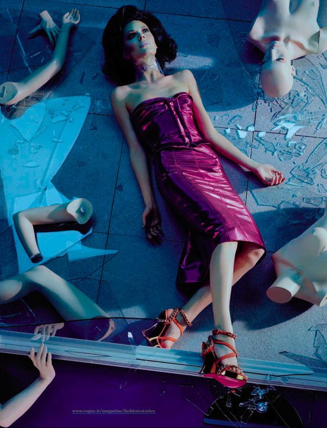Tổng biên tập - linh hồn của kinh thánh thời trang Vogue qua đời - Ảnh 29.