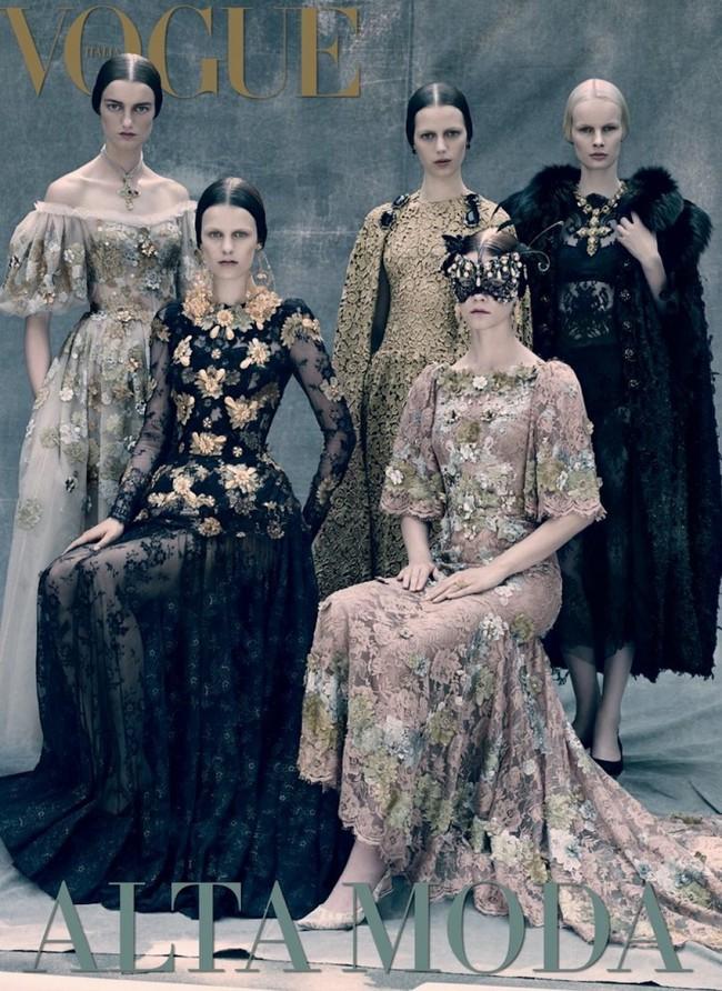 Tổng biên tập - linh hồn của kinh thánh thời trang Vogue qua đời - Ảnh 30.