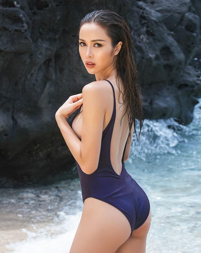 Yến Trang bán nude, Vũ Ngọc Anh đốt mắt với hình thể nóng bỏng - Ảnh 16.