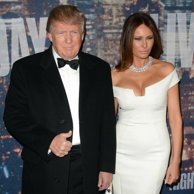 Vợ Donald Trump trở thành mục tiêu tẩy chay của các nhà thiết kế - Ảnh 1.