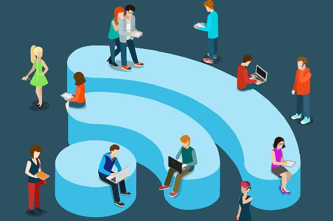 Làm theo 7 điều này khi dùng Wi-Fi công cộng, chẳng ai có thể hack được smartphone của bạn - Ảnh 1.