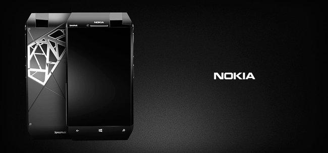 Nếu Nokia trở lại với smartphone đẹp điên đảo
