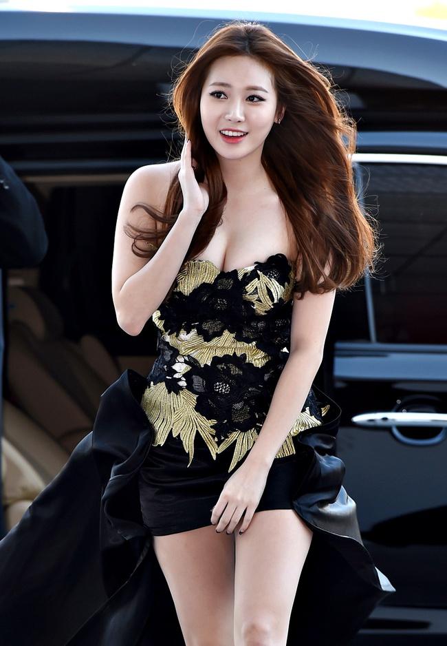 Danh sách top 10 nữ thần tượng sexy nhất gây phẫn nộ khi thiếu Hyuna, tràn ngập gương mặt lạ - Ảnh 19.