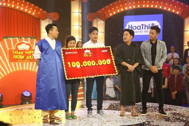 Hot boy trà sữa giành 100 triệu tại Thách thức danh hài đúng như kì vọng - ảnh 5