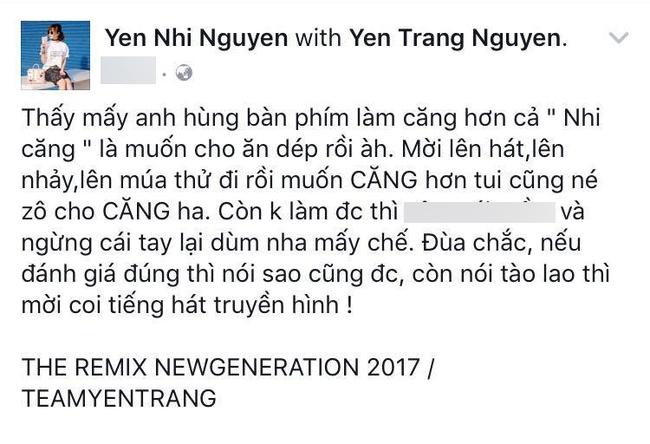 Yến Nhi mạnh mẽ đáp trả khi chị gái Yến Trang bị một bộ phận cư dân mạng chê bai - ảnh 4