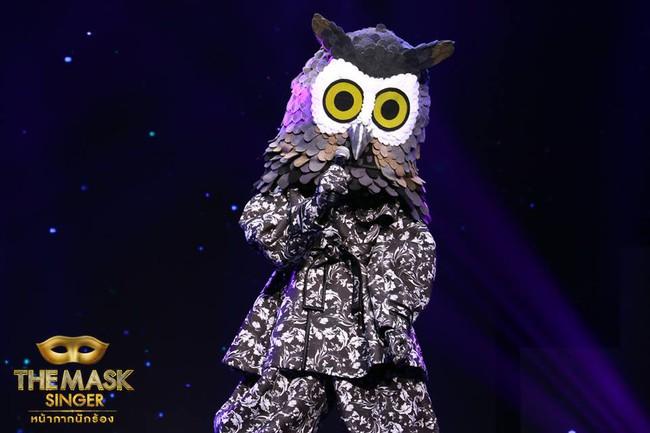 Chỉ có Thái Lan mới sáng tạo ra những ca sĩ mặt nạ kỳ quái như thế này! - Ảnh 9.