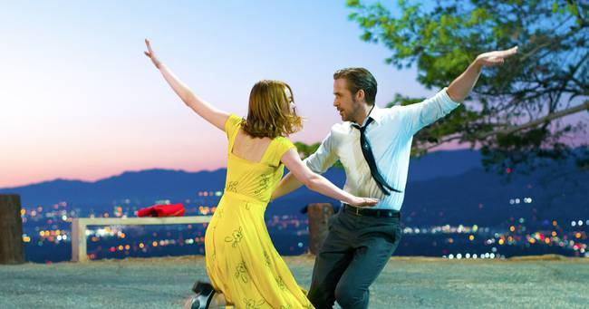 Sau 20 năm, La La Land lặp lại kỳ tích của Titanic khi dẫn đầu Oscar 89 với 14 đề cử - Ảnh 1.