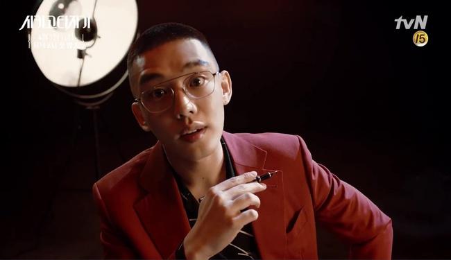 Khiếp hồn vì điệu bộ đanh đá phát hờn của cây bút triệu fan Yoo Ah In - Ảnh 4.