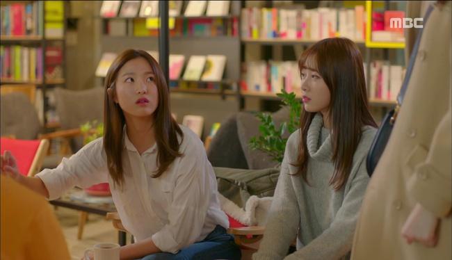 """""""Tiên Nữ Cử Tạ"""": Nam Joo Hyuk suýt thòng tim khi bị gấu phát hiện lén đi xem mắt - Ảnh 4."""