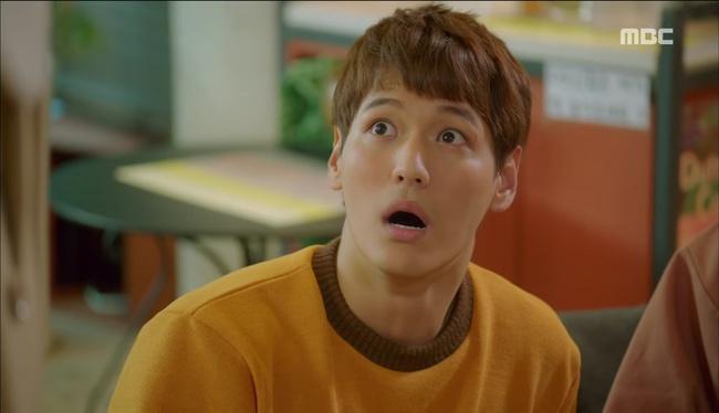 """""""Tiên Nữ Cử Tạ"""": Nam Joo Hyuk suýt thòng tim khi bị gấu phát hiện lén đi xem mắt - Ảnh 5."""