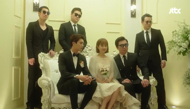 Tưởng rất ổn nhưng cảnh đám cưới của Do Bong Soon lại dính sạn siêu to! - Ảnh 3.