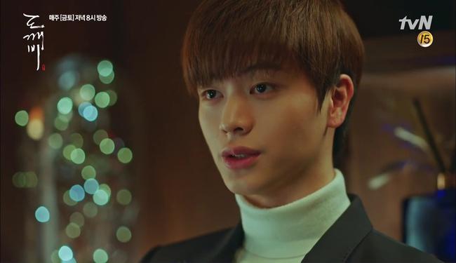 """""""Goblin"""" tập 12 đầy kịch tính: Mọi lá bài quan trọng đều đã được lật, kể cả """"Thần"""" Sung Jae! - Ảnh 5."""