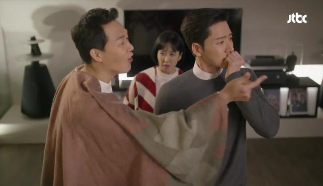Thật như đùa: Nữ chính Man to Man hóa ra là… Park Hae Jin! - Ảnh 6.