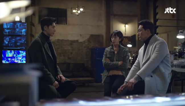 Hot boy ngân hàng Song Joong Ki xuất hiện, cho Park Hae Jin vay 100 tỉ! - Ảnh 7.