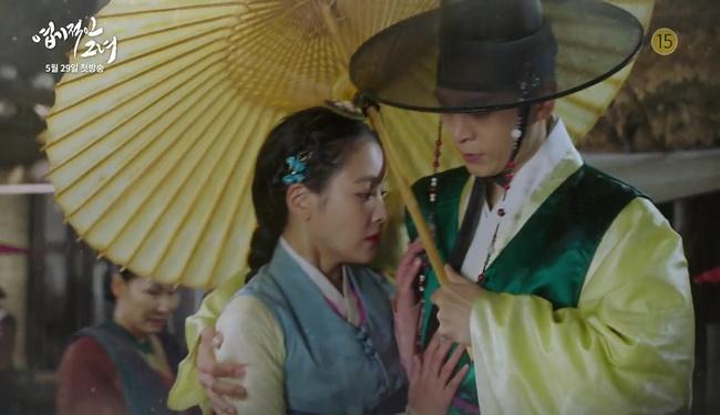 Park Seo Joon cởi trần hát rống, Kim Ji Won đắp lông mày không đỡ nổi! - Ảnh 17.