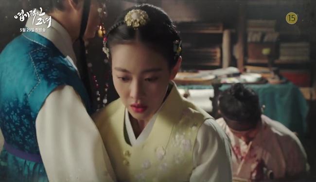 Park Seo Joon cởi trần hát rống, Kim Ji Won đắp lông mày không đỡ nổi! - Ảnh 18.