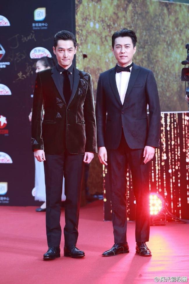 Thảm đỏ truyền hình Thượng Hải: Cuộc đua tranh sắc đẹp và khí chất của dàn mỹ nhân Cbiz - Ảnh 16.