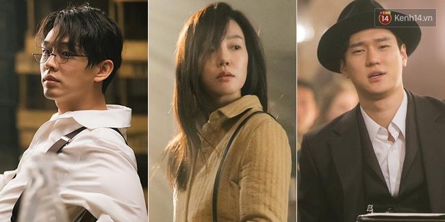 """Lâu lắm rồi mới có một phim Hàn """"hack"""" não như """"Chicago Typewriter""""! - Ảnh 2."""