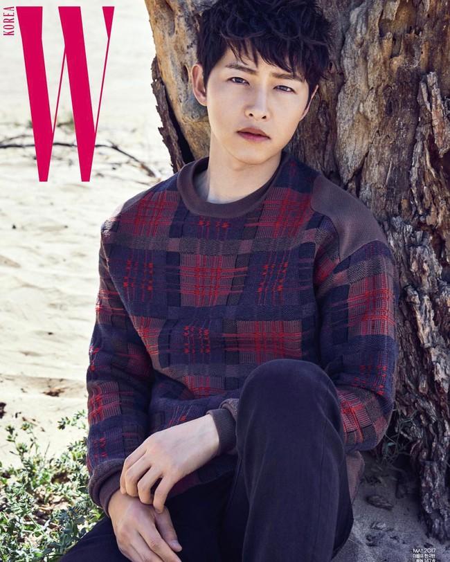 Đây là lí do Song Joong Ki mãi chưa chịu đóng phim mới sau Hậu Duệ - Ảnh 1.
