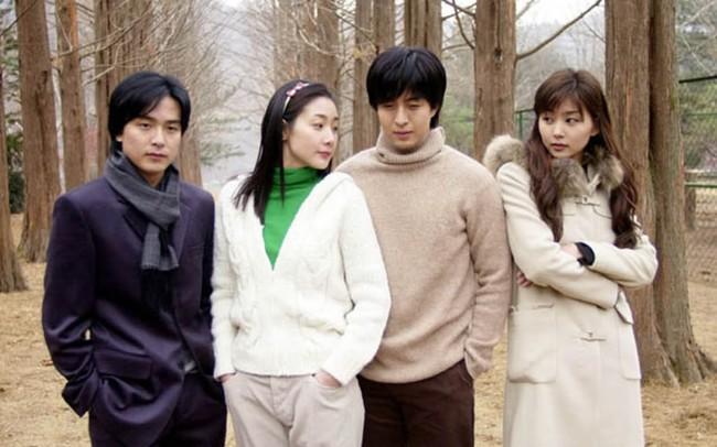 15 năm trước, ai cũng từng phát rồ vì Bản Tình Ca Mùa Đông và 5 phim Hàn này - Ảnh 2.