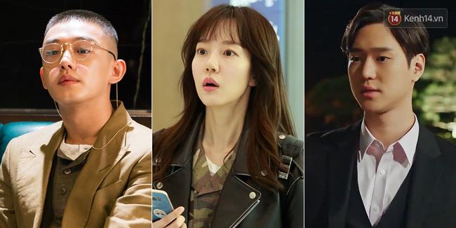 """Lâu lắm rồi mới có một phim Hàn """"hack"""" não như """"Chicago Typewriter""""! - Ảnh 3."""