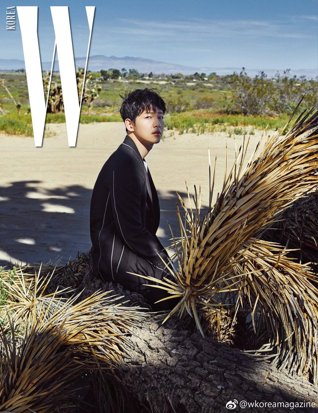Đây là lí do Song Joong Ki mãi chưa chịu đóng phim mới sau Hậu Duệ - Ảnh 2.