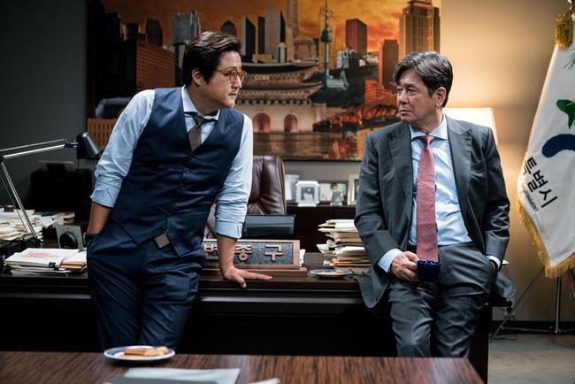 The Mayor sẽ giúp phim Hàn bớt lép vế ở phòng vé? - Ảnh 3.