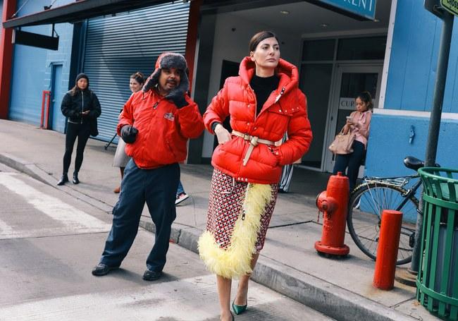 Chiêm ngưỡng đặc sản street style không đâu đẹp bằng của Tuần lễ thời trang New York - Ảnh 3.
