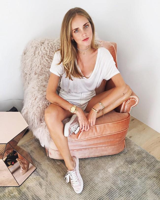 Zara ra mắt sneaker chất liệu satin, liệu đây có phải kiểu sneaker sẽ gây bão trong năm 2017? - Ảnh 5.
