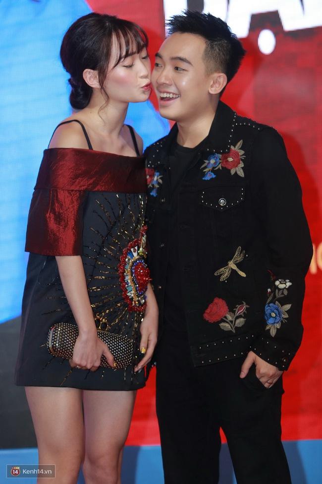 Miu Lê sợ hãi khi phải hôn Đỗ An 200 lần khi đóng Bạn Gái Tôi Là Sếp - Ảnh 3.