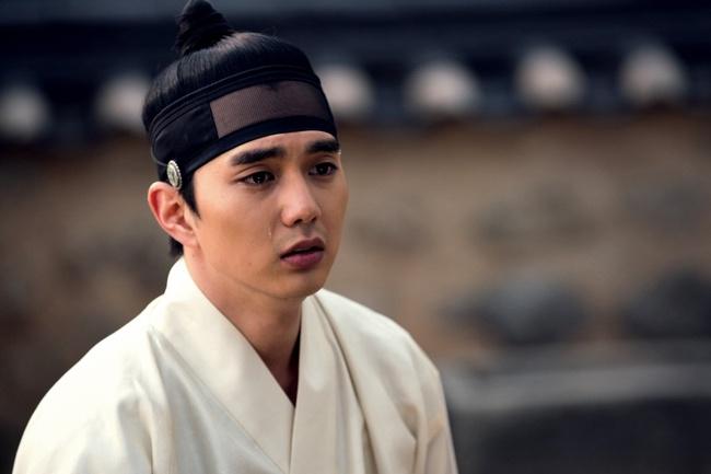 Cặp kè nữ thần mặt đơ, Thủy thần Nam Joo Hyuk lại càng đẹp trai - Ảnh 7.