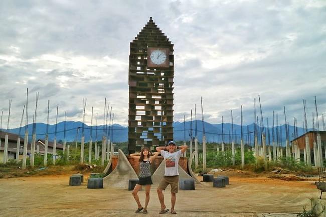 """Cặp đôi tung hoành khắp châu Á với bộ ảnh chụp """"trăm nơi như một"""" - ảnh 8"""