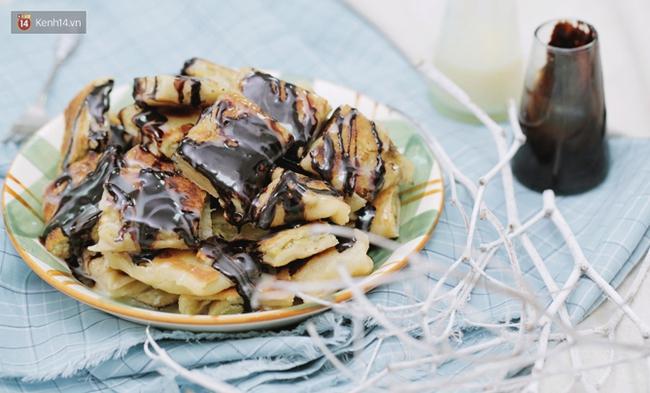 Bánh crepe Thái khác gì crepe thường mà khiến hội ăn vặt điên đảo đến thế? - Ảnh 15.