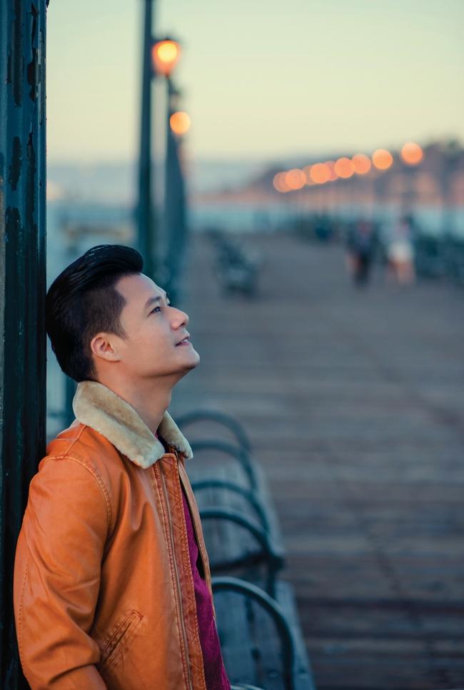 Ca sĩ Quang Dũng mất 2 năm thực hiện album các tình khúc nhạc Pháp - Ảnh 4.