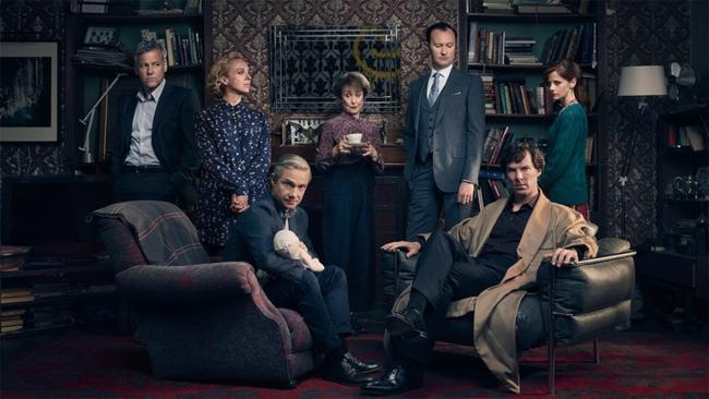 Sherlock trở lại - Vẫn hay, nhưng mà còn hụt hẫng lắm! - Ảnh 1.