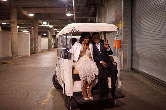 Những khoảnh khắc đáng nhớ bên vợ con của Tổng thống Obama trong 8 năm đương nhiệm - ảnh 1
