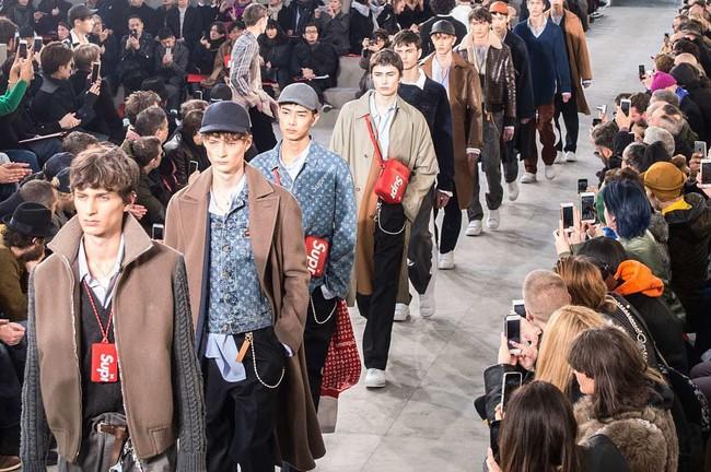 Louis Vuitton x Supreme - BST hàng hiệu xa xỉ mang đẳng cấp dân chơi đang khiến giới thời trang dậy sóng - Ảnh 1.